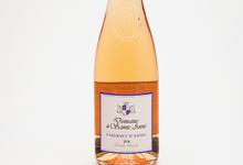 Domaine de Sainte-Anne. Cabernet d'Anjou Rosé 1/2 Sec