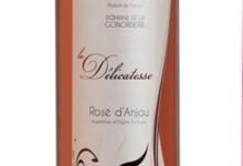 """Domaine De La Gonorderie. Rosé d'Anjou """"La Délicatesse"""""""
