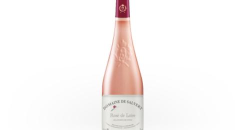 Domaine De Salvert. Rosé Loire