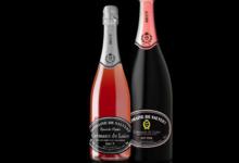 Domaine De Salvert. Crémant de Loire rosé