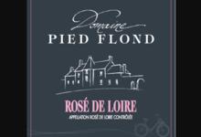 Domaine de Pied-Flond. Rosé de Loire