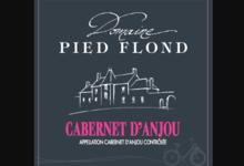 Domaine de Pied-Flond. Cabernet d'Anjou
