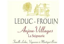 La Seigneurie. Anjou Villages Rouge