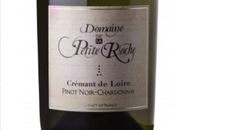 Domaine de la Petite Roche. Crémant de Loire blanc