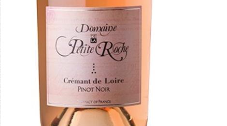 Domaine de la Petite Roche. Crémant de Loire rosé