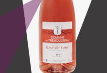 Domaine de Trémousseau. Rosé de Loire