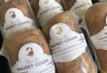 La ferme du Pinier. Famille Maudet-Cousin
