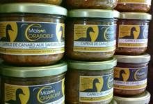 Foie gras Maison Coraboeuf