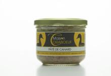 Foie gras Maison Coraboeuf. Pâté de canard tradition