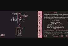 Domaine de la Petite Chapelle. Cabernet d'anjou