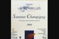 Domaine des Méribelles. Saumur champigny cuvée domaine