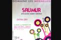 Domaine des Méribelles. Saumur extra dry