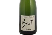 Domaine Des Sanzay. Saumur brut