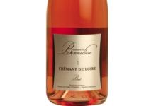 Domaine La Bonnelière. Crémant de Loire brut rosé