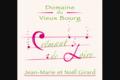 Domaine Du Vieux Bourg. Crémant de Loire