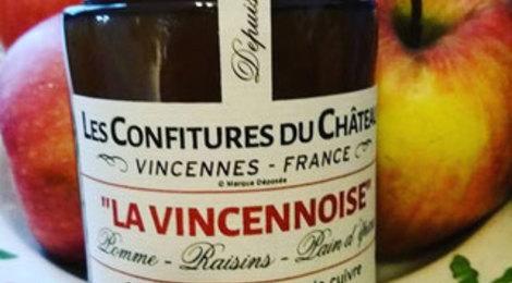 La Vincennoise - Spécialité de la ville de Vincennes