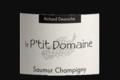 Le P'tit Domaine. Saumur champigny