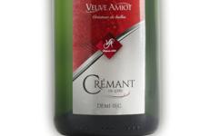 Veuve Amiot. Crémant de Loire 1/2 sec