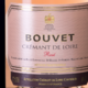 Maison Bouvet-Ladubay. Crémant de Loire rosé