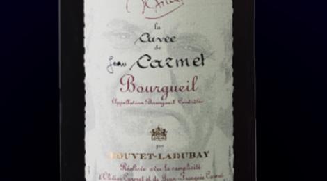 Bouvet Bourgueil Rouge Jean Carmet
