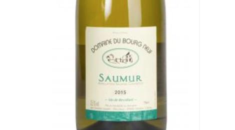 Domaine du bourg neuf. Saumur blanc