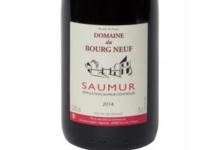 Domaine du bourg neuf. Saumur rouge