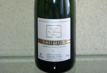 Domaine du bourg neuf. Saumur brut