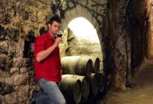 Fabien Duveau, vigneron
