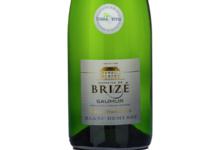 Domaine de Brizé. Saumur blanc brut