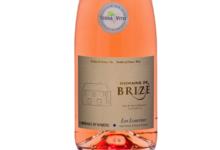 """Domaine de Brizé. Cabernet d'Anjou """"Les Louresses"""""""
