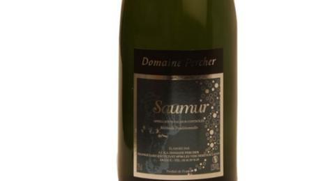 Domaine Percher. Saumur Brut Méthode Traditionnelle