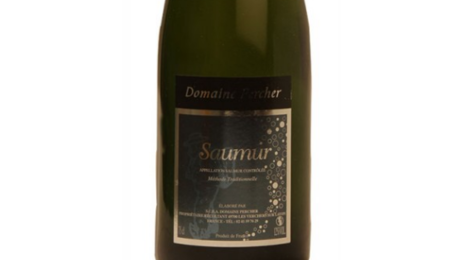 Domaine Percher. Saumur Demi-Sec Méthode Traditionnelle