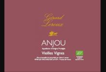Domaine Gérard Leroux. Anjou rouge vieilles vignes