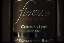 Domaine Des Bleuces. Finesse