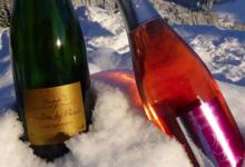 Domaine Des Bleuces. Saumur brut rosé