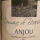 Domaine de Beauron. Anjou blanc