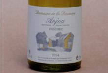 Domaine Lacroix. Anjou blanc demi-sec