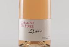 domaine de la Gachère. Crémant de Loire rosé