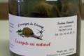L'escargot de Cersay. Escargots au naturel