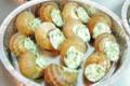 L'escargot de Cersay. Escargots farcis