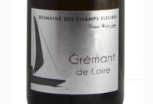Domaine Des Champs Fleuris. Crémant de Loire blanc