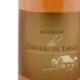Chateau De Targé. Saumur brut rosé