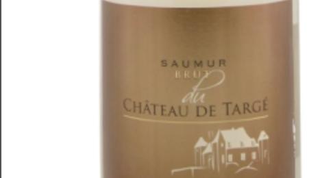 Chateau De Targé. Saumur brut blanc