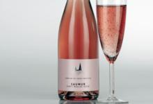 domaine du vieux pressoir. Saumur brut rosé