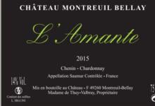 Chateau De Montreuil-Bellay. L'Amante