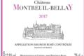 Chateau De Montreuil-Bellay. Saumur rosé