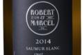 Robert et Marcel. Saumur blanc Héritage