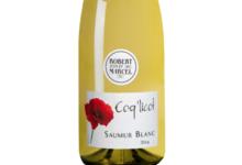 Robert et Marcel. Saumur blanc Bio Coq'licot
