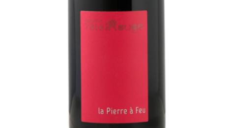 Manoir De La Tete Rouge. Pierre à feu