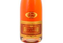 Domaine de la pièce aux moines. Saumur brut rosé